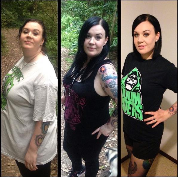 Progress Pics of 75 lbs Fat Loss 5'7 Female 245 lbs to 170 lbs