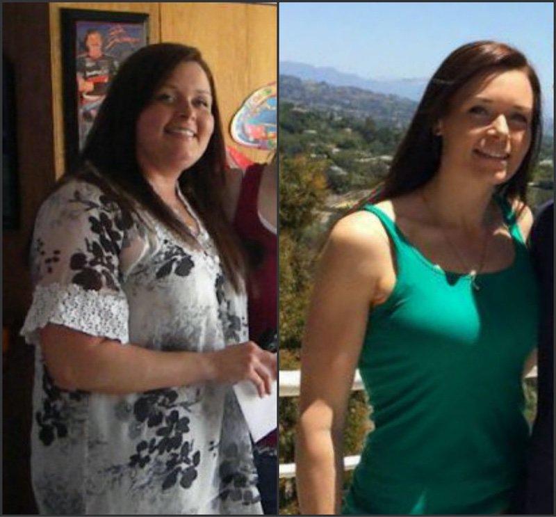 Progress Pics of 100 lbs Fat Loss 5 foot 9 Female 245 lbs to 145 lbs