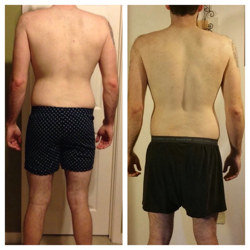 6 Pictures of a 199 lbs 6'2 Male Weight Snapshot