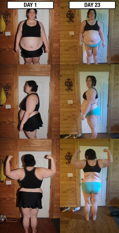 1 Pic of a 5 foot 11 359 lbs Female Fitness Inspo