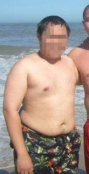 5 Pics of a 140 lbs 5'2 Male Weight Snapshot