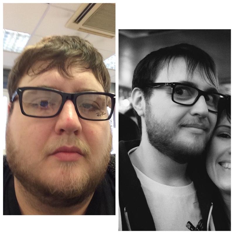 Progress Pics of 140 lbs Fat Loss 5'10 Male 347 lbs to 207 lbs