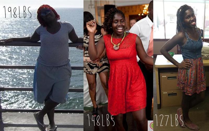 5 feet 2 Female Progress Pics of 71 lbs Fat Loss 198 lbs to 127 lbs