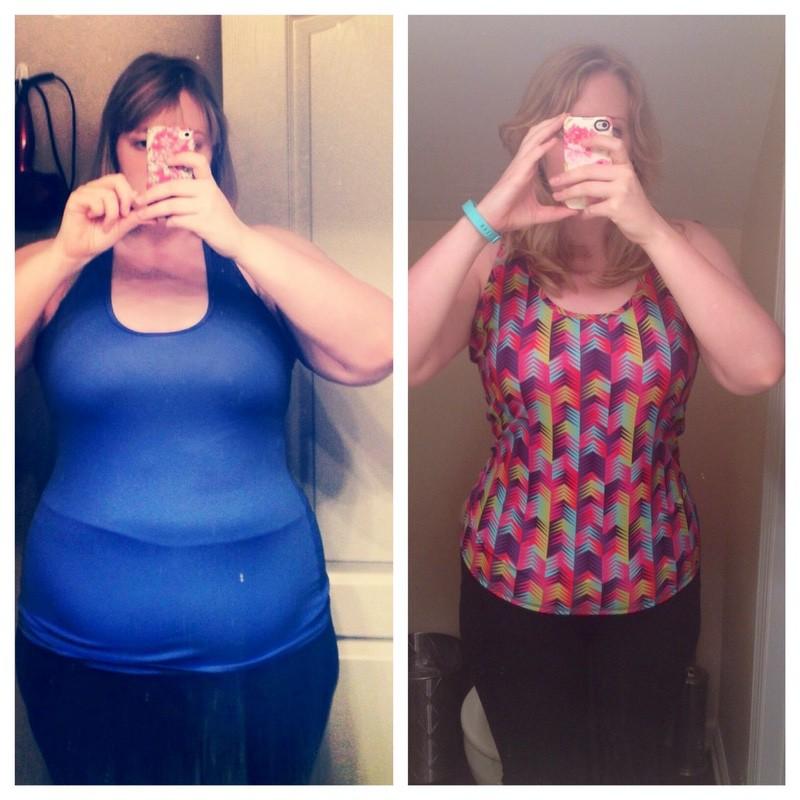 5'10 Female 81 lbs Fat Loss 280 lbs to 199 lbs
