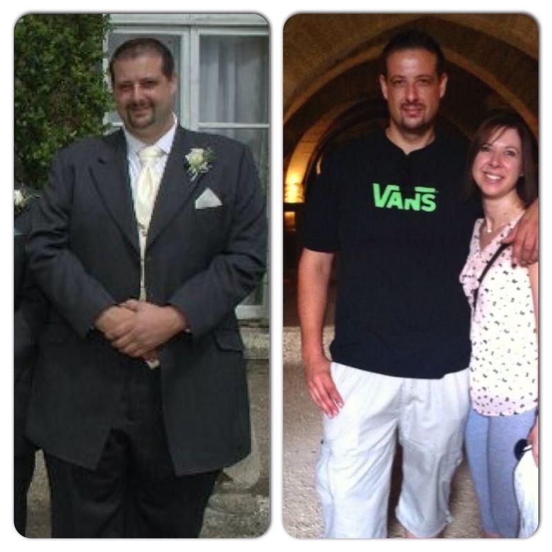 Progress Pics of 119 lbs Fat Loss 6 foot 4 Male 382 lbs to 263 lbs