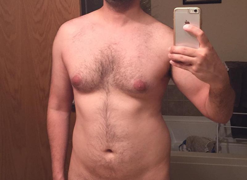 1 Photo of a 5'10 167 lbs Male Weight Snapshot