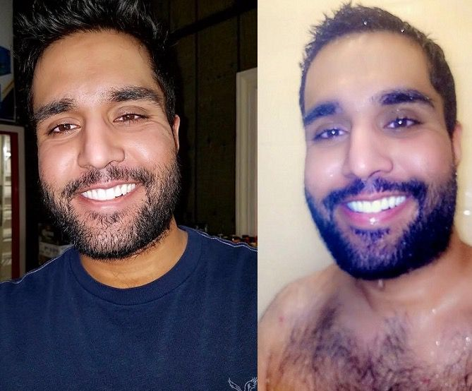 5 foot 11 Male 14 lbs Fat Loss Before and After 218 lbs to 204 lbs