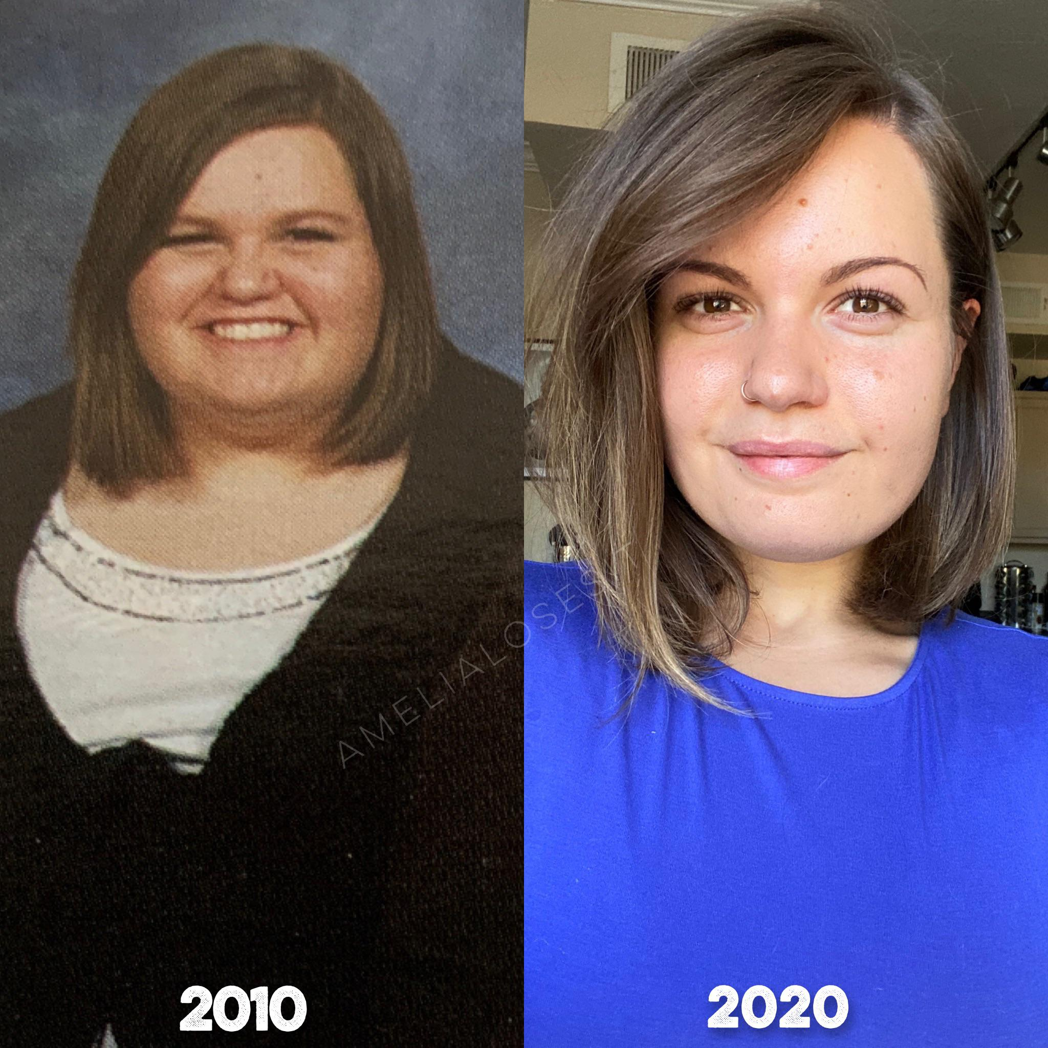 178 lbs Fat Loss 5 foot 6 Female 355 lbs to 177 lbs