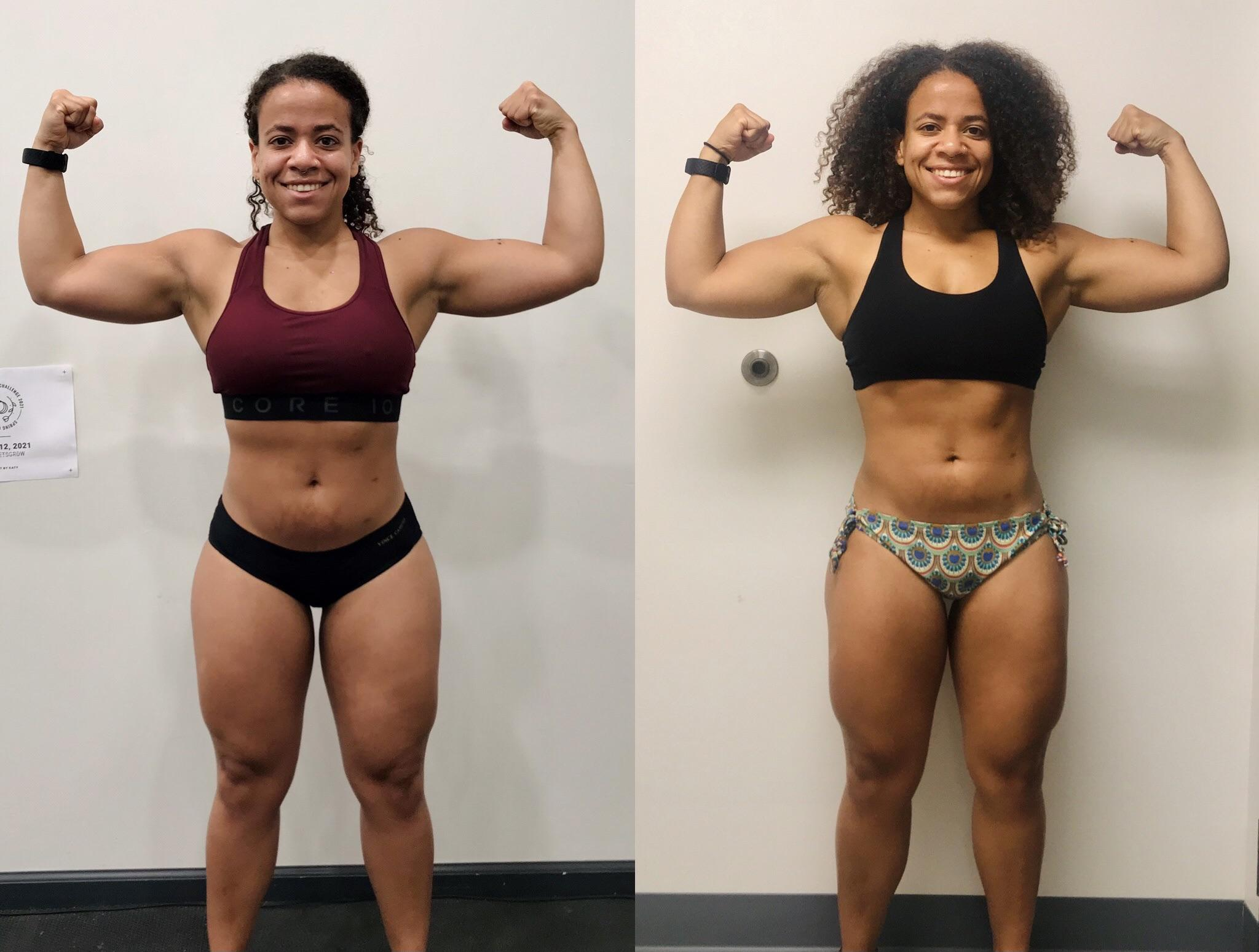 4 foot 11 Female 2 lbs Weight Loss 134 lbs to 132 lbs