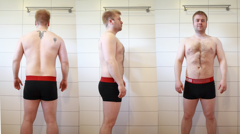 5 feet 6 Male 15 lbs Fat Loss Before and After 175 lbs to 160 lbs