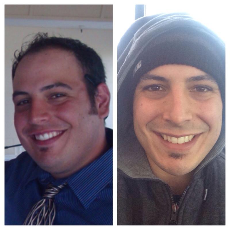 5'11 Male Progress Pics of 70 lbs Weight Loss 285 lbs to 215 lbs
