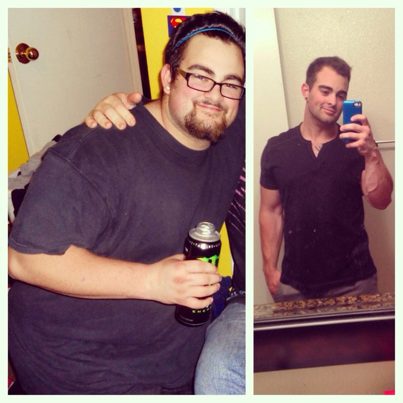 60 lbs Weight Loss Before and After 5 feet 7 Male 245 lbs to 185 lbs