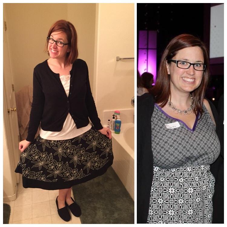 5 feet 8 Female Progress Pics of 63 lbs Weight Loss 229 lbs to 166 lbs