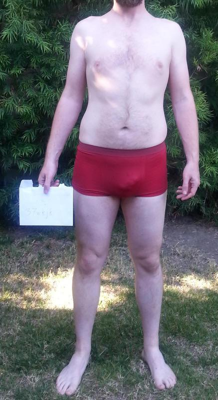 3 Pics of a 216 lbs 6 foot 3 Male Fitness Inspo