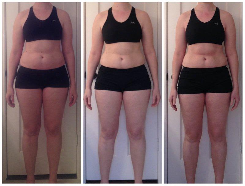 3 Photos of a 183 lbs 5 feet 10 Female Weight Snapshot