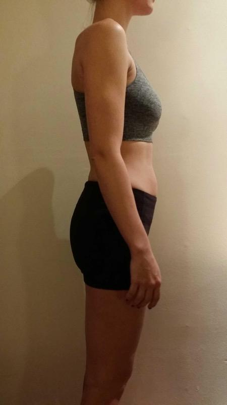 3 Pictures of a 6 foot 1 168 lbs Female Fitness Inspo