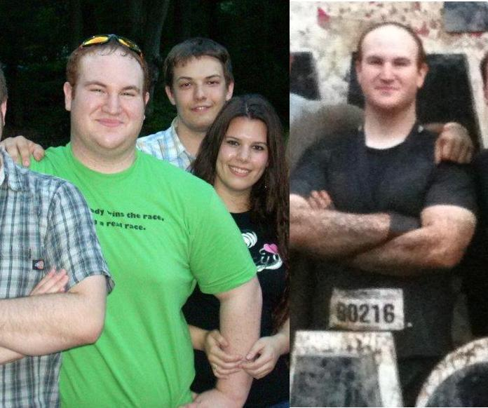 81 lbs Fat Loss 5 feet 11 Male 318 lbs to 237 lbs