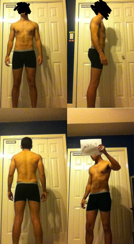 1 Pic of a 5 feet 10 150 lbs Male Weight Snapshot