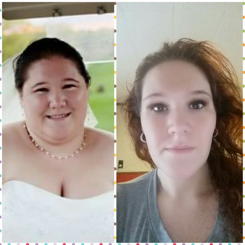110 lbs Fat Loss 5'5 Female 285 lbs to 175 lbs