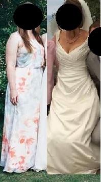 Progress Pics of 22 lbs Weight Loss 6 foot Female 197 lbs to 175 lbs