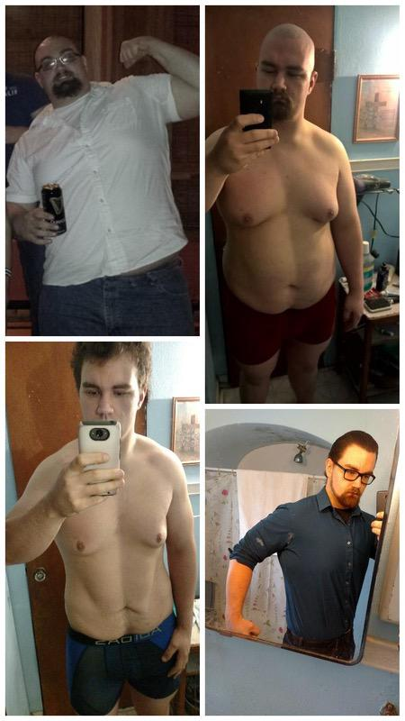 6'4 Male 126 lbs Fat Loss 375 lbs to 249 lbs