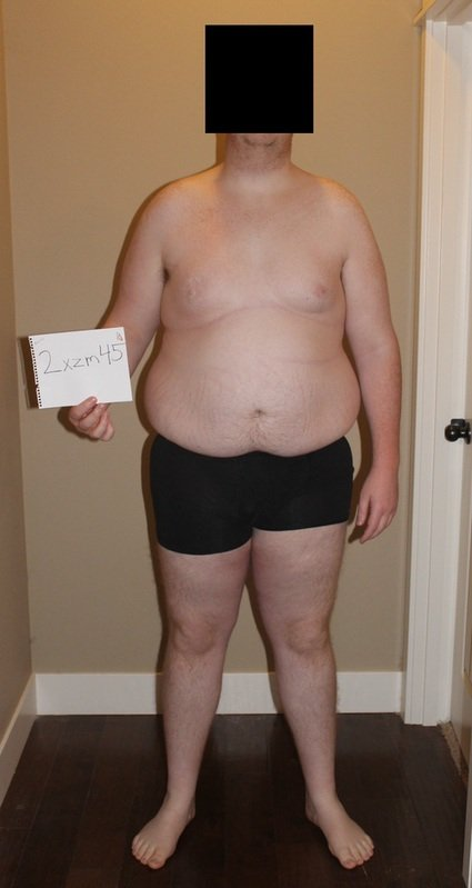 3 Photos of a 6 foot 4 313 lbs Male Fitness Inspo