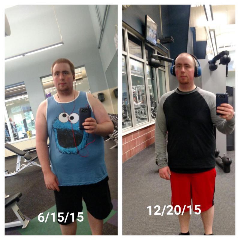 1 Photo of a 5 feet 7 268 lbs Male Fitness Inspo