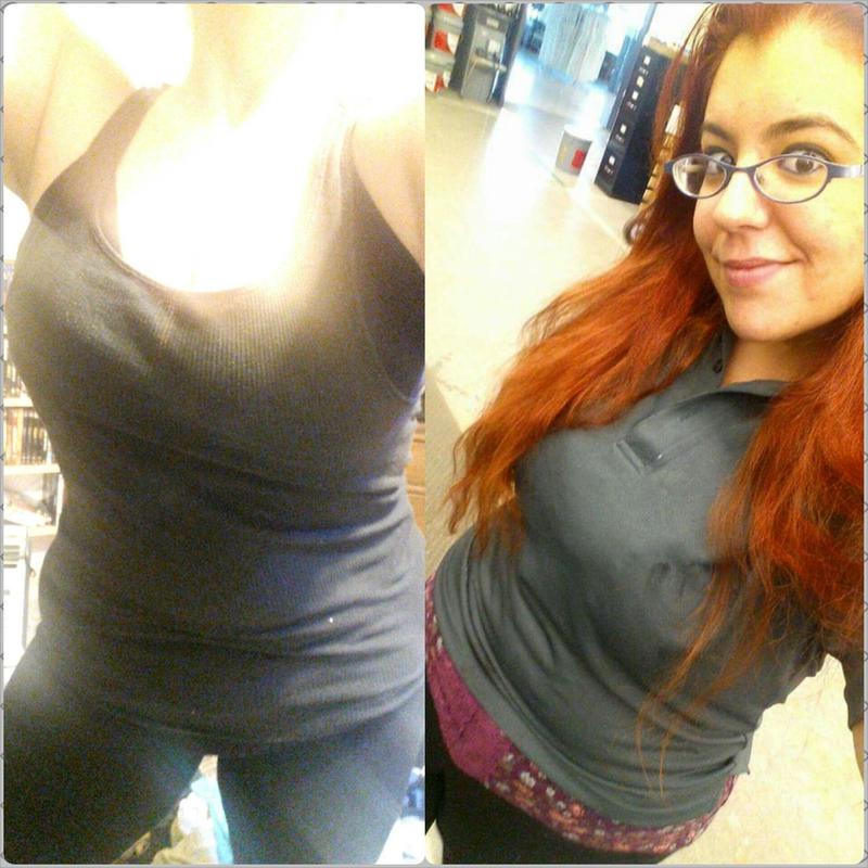 Progress Pics of 84 lbs Fat Loss 5 foot Female 285 lbs to 201 lbs