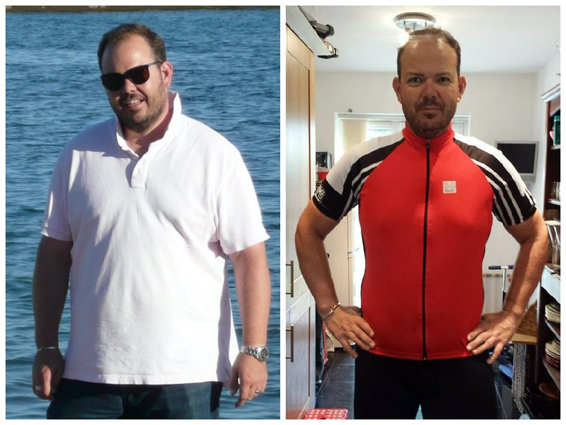 6 feet 3 Male 60 lbs Fat Loss Before and After 310 lbs to 250 lbs