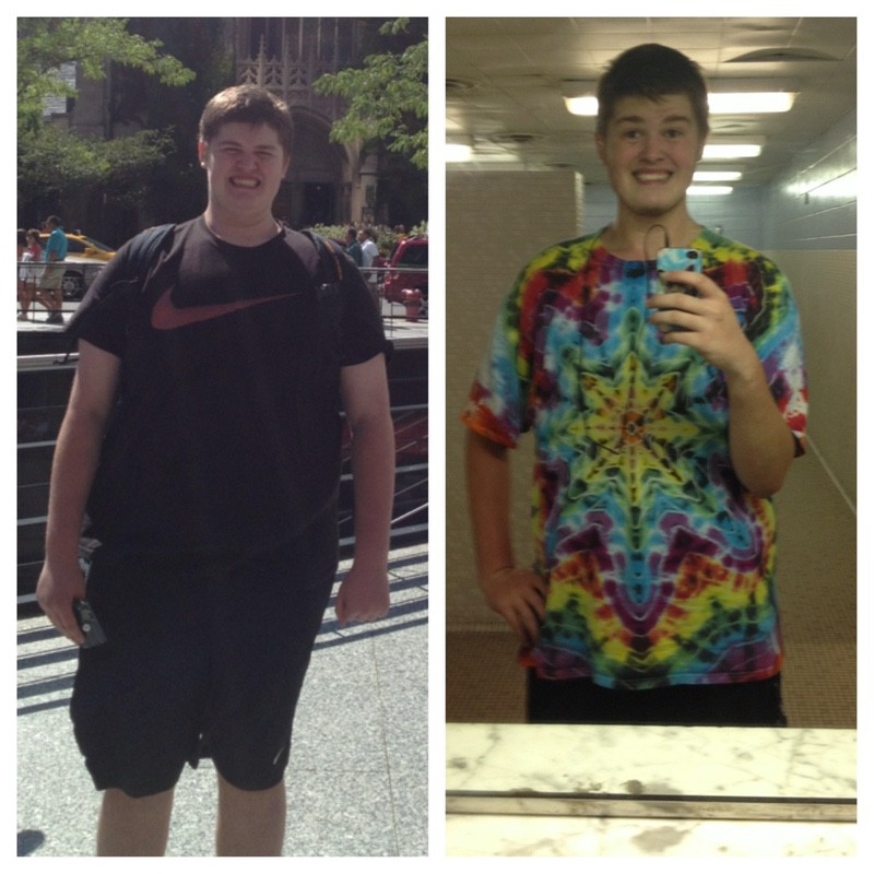6'4 Male 85 lbs Fat Loss Before and After 325 lbs to 240 lbs