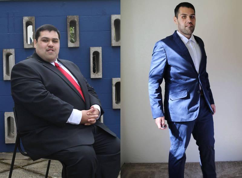 5 foot 6 Male Progress Pics of 173 lbs Weight Loss 365 lbs to 192 lbs