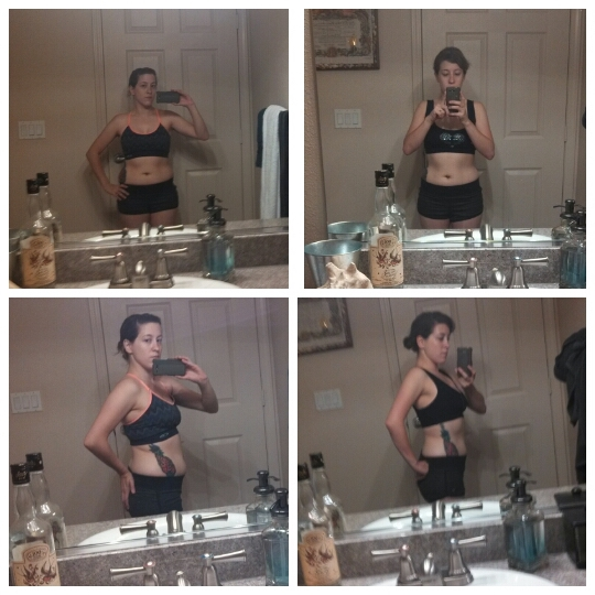4 foot 11 Female 2 lbs Weight Loss Before and After 104 lbs to 102 lbs