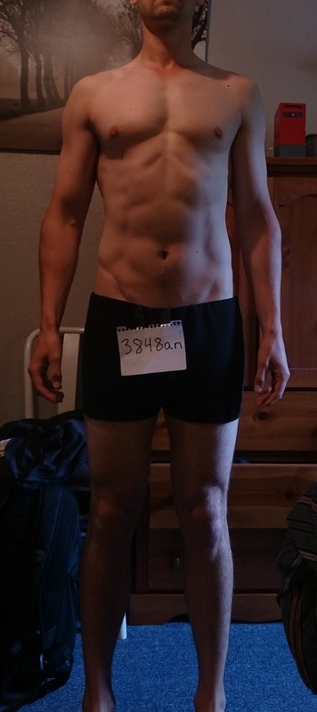 3 Pictures of a 5 foot 11 162 lbs Male Fitness Inspo
