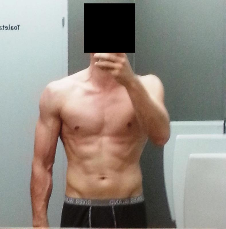 1 Pic of a 167 lbs 6 feet 1 Male Fitness Inspo