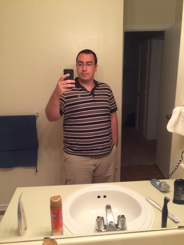 65 lbs Weight Loss 5'9 Male 248 lbs to 183 lbs