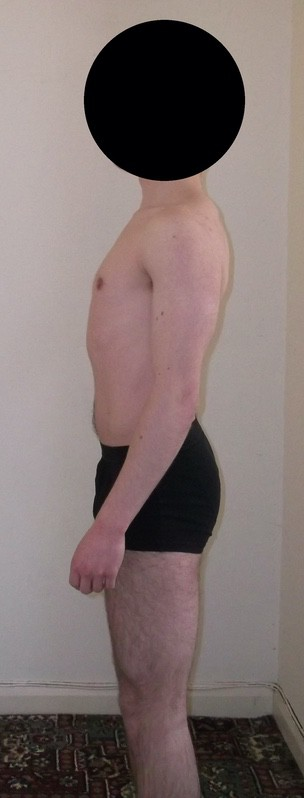 4 Pics of a 138 lbs 5 foot 7 Male Weight Snapshot