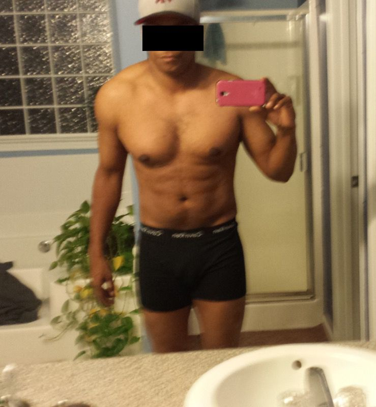 8 Pictures of a 5 feet 11 180 lbs Male Fitness Inspo
