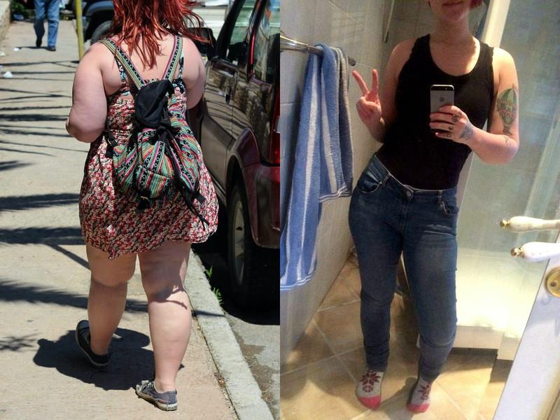 5 feet 3 Female 77 lbs Weight Loss 209 lbs to 132 lbs