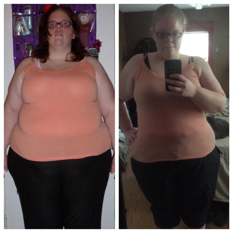 5 feet 7 Female Progress Pics of 71 lbs Fat Loss 370 lbs to 299 lbs