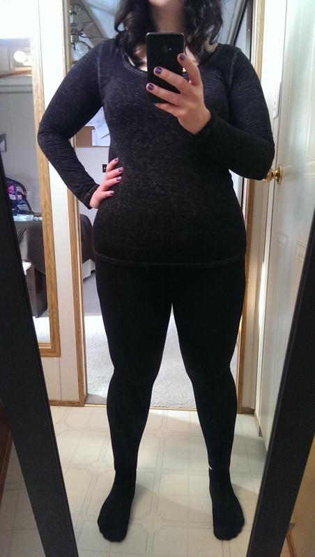 Progress Pics of 65 lbs Fat Loss 5 foot 7 Female 275 lbs to 210 lbs