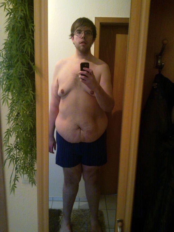 Progress Pics of 215 lbs Weight Loss 6'4 Male 498 lbs to 283 lbs