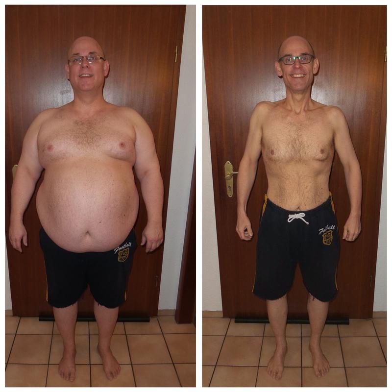Progress Pics of 177 lbs Fat Loss 5'11 Male 342 lbs to 165 lbs