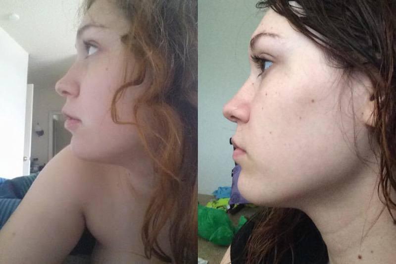 5 foot 4 Female Progress Pics of 41 lbs Weight Loss 180 lbs to 139 lbs