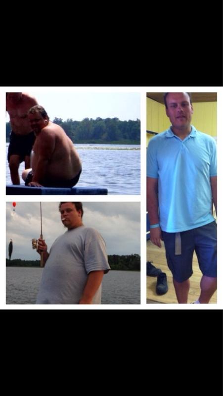 Progress Pics of 116 lbs Fat Loss 6 foot 6 Male 386 lbs to 270 lbs
