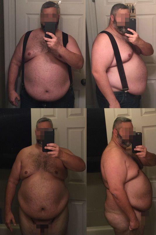 53 lbs Weight Loss 5'8 Male 350 lbs to 297 lbs