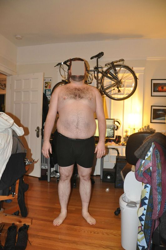 4 Pictures of a 6 foot 270 lbs Male Fitness Inspo