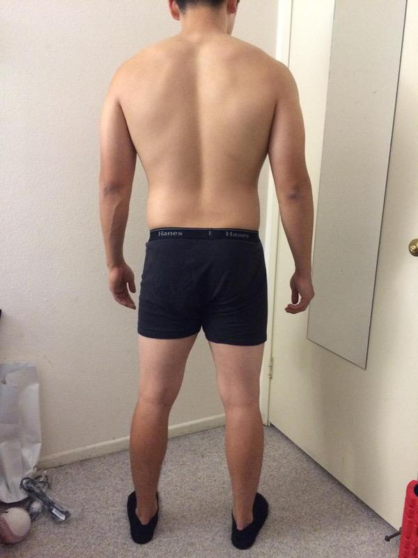 3 Pictures of a 5 feet 8 169 lbs Male Weight Snapshot
