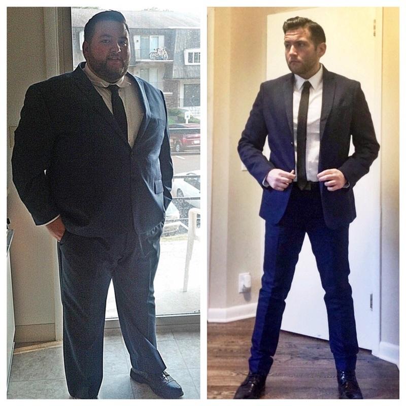 5'11 Male Progress Pics of 165 lbs Fat Loss 345 lbs to 180 lbs