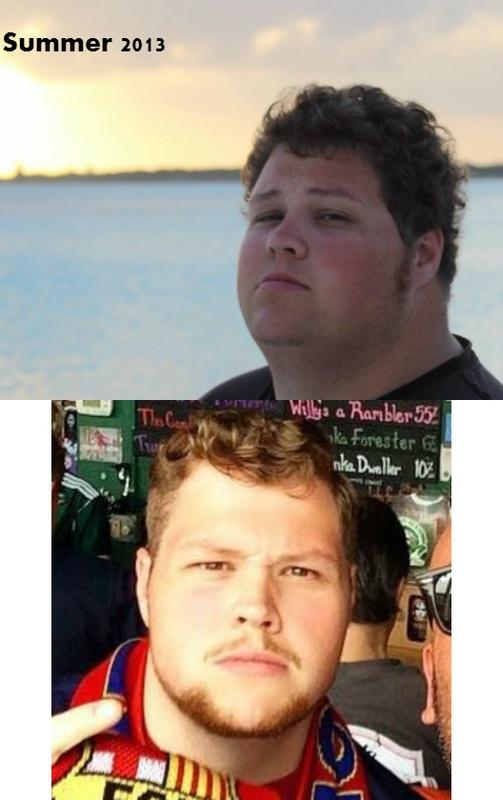 5'10 Male 135 lbs Fat Loss 375 lbs to 240 lbs