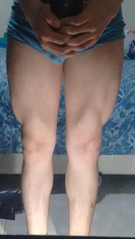 Progress Pics of 30 lbs Muscle Gain 5'5 Male 100 lbs to 130 lbs